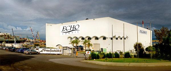 Echo Yachts facility
